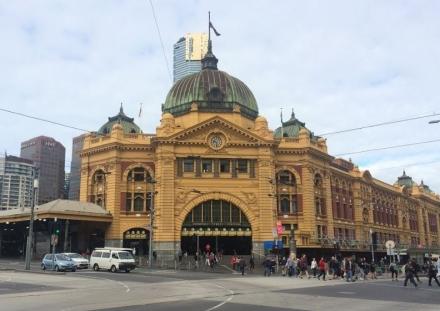 Flinders Street
